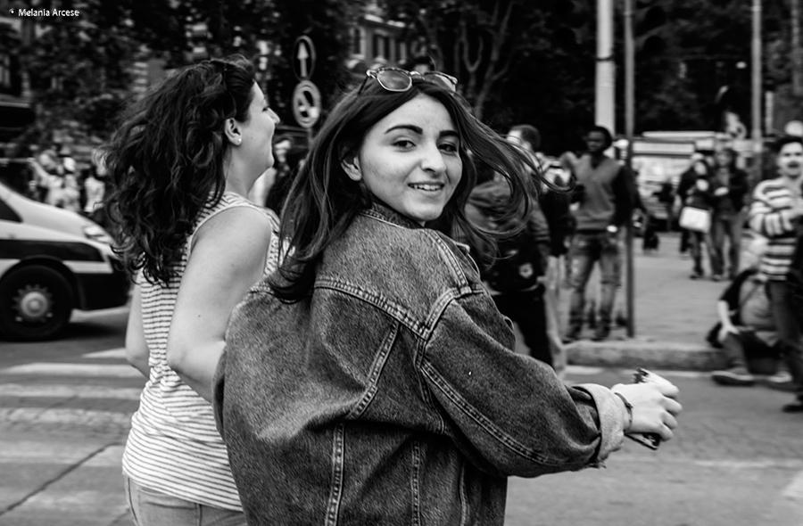 fotografia scattat il primo maggio a roma
