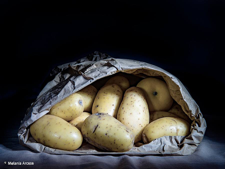 light painting patate